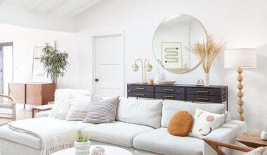 Modern ve Minimal Oturma Odası Dekorasyon Önerileri