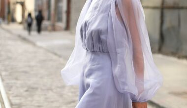 Organze Elbise Modelleri, Fiyatı ve Kombinleri