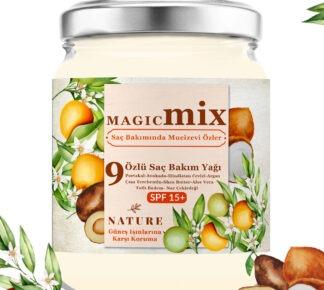 Magic Mix 9 Özlü Saç Güçlendirici ve Besleyici Nedir, Ne İşe Yarar, Fiyatı ve Kullananların Yorumları
