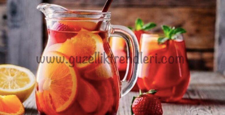 Alkolsüz Aperol Kokteyl Tarifi