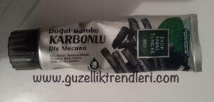Eyüp Sabri Tuncer Doğal Bambu Aktif Karbonlu Diş Macunu İşe Yarıyor Mu, Fiyatı ve Kullanıcı Yorumları