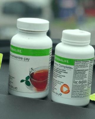 Herbalife Yağ Yakıcı Çay Nedir, Ne İşe Yarar, Fiyatı ve Kullananların Yorumları